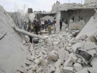İdlib'e hava saldırısı: 11 ölü 32 yaralı