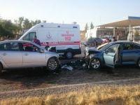 Batman-Siirt Karayolu'nda kaza: 8 yaralı