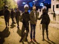 Siyonistler 19 Filistinliyi alıkoydu
