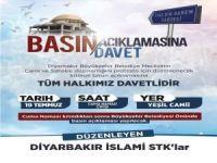 HDP'li belediyenin sahabe ve cami düşmanlığı tel'in edilecek