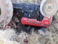 Diyarbakır'da 2 ayrı kaza: Bir ölü bir yaralı