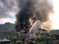 Çin'de gaz fabrikasında patlama: 10 ölü 19 yaralı
