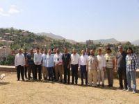 DİMED üyelerinden Bitlis'in tarihi ve kültürel zenginliklerine yolculuk