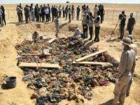 Saddam dönemine ait toplu mezar bulundu