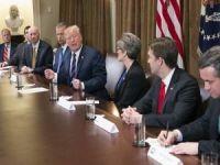 Beyaz Saray'daki toplantıdan yaptırım kararı çıkmadı