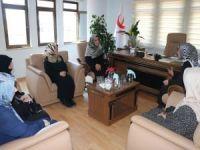 HÜDA PAR İstanbul İl Başkanlığı'ndan Yeniden Refah Partisi'ne ziyaret
