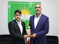 HÜDA PAR Gaziantep İl Başkanlığında devir teslim töreni