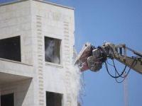 BM işgal rejiminden yıkımlara son vermesini istedi