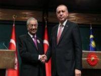 """""""Türkiye Malezya arasındaki iş birliği her alanda ilerletilecek"""""""