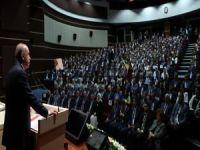 """Erdoğan: """"İsrailin yanında kimler yer alıyorsa biz onların karşısındayız"""""""