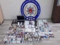 Tefeci operasyonunda 12 kişi tutuklandı