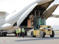 Yemen'e 18 ton ilaç ve tıbbi malzeme gönderildi
