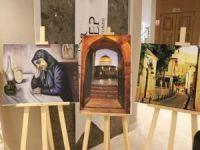 Gaziantep'te uluslararası resim sergisi açıldı