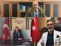 Şırnak'ta Ak Parti İlçe Başkanları görevden alındı