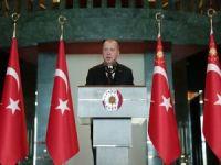 Erdoğan'dan Suriye mesajı: Başlattığımız süreci farklı bir aşamaya geçireceğiz