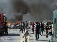 Kabil'de bombalı saldırı: 95 yaralı