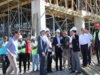 Bingöl'de 3. Kısım Sanayi Sitesi'nin yapımı devam ediyor