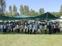 Bingöl'de Peygamber Sevdalılarından bayramlaşma