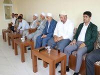 İTTİHADUL ULEMA'dan Mehmet Görmez'in dayısının taziyesine ziyaret