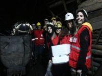 Kızılay kadın yardım çalışanı oranı ile dünyada lider kuruluşlardan
