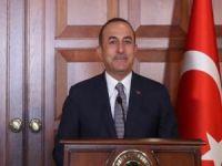 Dışişleri Bakanı Çavuşoğlu'dan harekât açıklaması