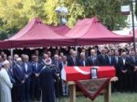 Cumhurbaşkanı Erdoğan Prof. Dr. Dursun'un cenaze törenine katıldı