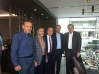 Suad Özdemir MÜSİAD Yüksek istişare heyetine seçildi