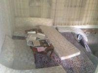 Evin zemini çöktü: 7 yaralı