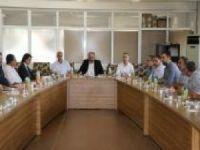 """Bingöl'de """"Bin Şifa Bingöl Bal Festivali"""" değerlendirme toplantısı"""