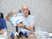 Ahmet Türk HDP ve CHP heyetlerine yaptığı harcamaları kabul etti