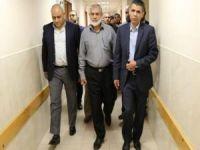 Kahire'ye görüşmeler için giden Hamas heyeti Gazze'ye döndü