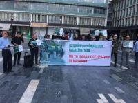 """""""İslam ülkeleri Keşmir halkının sesine ses olmalı"""""""