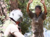 İki kadın PKK'lı teslim oldu