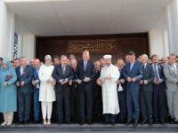Cumhurbaşkanı Erdoğan, İTÜ Abdülhakim Sancak Camii açılış törenine katıldı