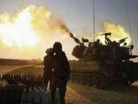 İşgalci siyonistler Gazze'ye üç ayrı saldırı gerçekleştirdi