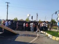 Diyarbakır'da kaza: 9 yaralı