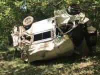 Bitlis'te minibüs şarampole devrildi: 6'sı çocuk 10 ölü