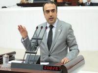 Cuma İçten AK Parti'den istifa etti
