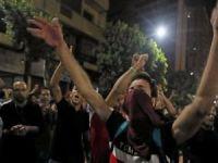 Mısır'da geniş çaplı gösteriler dün gece de devam etti