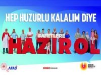 AFAD: İstanbul'da 2 bin 864 toplanma alanı var