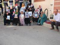 51 ailenin evlat nöbeti 33'üncü gününde devam ediyor