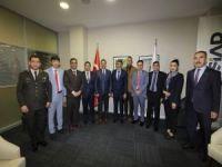 Afganlar Savunma Sanayi İş Birlikleri İçin Türkiye'ye geldi