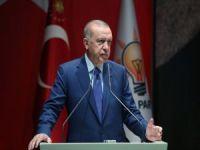 Cumhurbaşkanı Erdoğan'dan harekata karşı çıkan ülkelere tepki