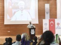 DİB Erbaş: İslam medeniyeti merhametin, güzel ahlakın en güzel örnekleriyle doludur