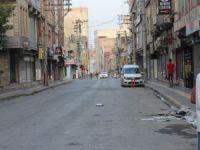 Halk Nusaybin'i terk etti, ilçe hayalet şehre döndü