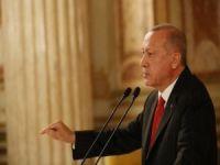 Cumhurbaşkanı Erdoğan: 109 kilometrekare kontrol altında