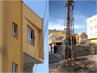PKK/YPG Ceylanpınar'a doçkalarla saldırıyor