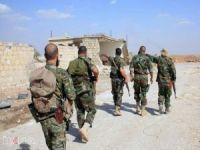 23 Suriye Milli Ordusu askeri hayatını kaybetti