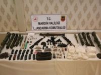 Derik'teki PKK operasyonunda 12 kişi gözaltına alındı