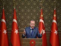 Cumhurbaşkanı Erdoğan: Kapıları açarız dediğimizde tutuşuyorlar
